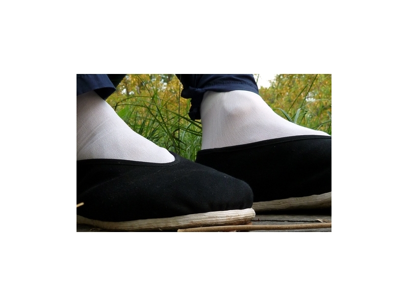 布鞋风尚 布鞋文化 手工布鞋 传统布鞋 老年人布鞋