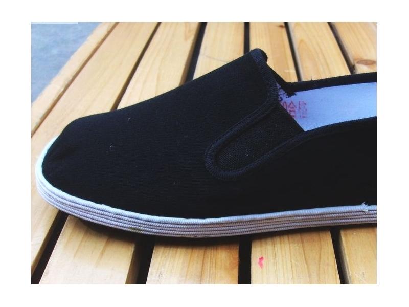 ...色鞋产品(1)透气不透水千层底休闲鞋.在保留传统千层底舒适